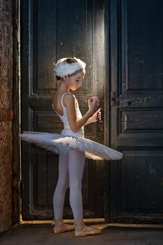 "Lighting is everything ""little ballerina"""