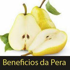 A pera é uma fruta que contém muitas fibras, é pouco calórica e tem muitos outros benefícios que iremos abordar....Veja mais no blog