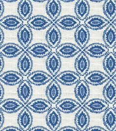 8''x 8'' Home Decor Swatch-Annie Selke Tala Bluemarine : Home Decor Memo Swatches : home decor fabric : fabric :  Shop | Joann.com