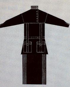varvara stepanova - design for workwear