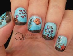 Under the Sea Nails by BornPrettyNails from Nail Art Gallery