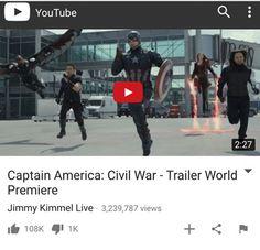 Civil war trailer!!!!! http://youtu.be/uVdV-lxRPFo Tell me what you think!!!!