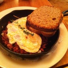 Judge Malone Corn Beef Hash @ McKinney and Doyle Fine Foods in Pawling, NY