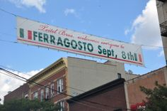 Arthur Avenue's Annual Ferragosto Festival, The Bronx, Little Italy New York, I Love Nyc, Bing Images, United States, Culture, Festivals, Decorating Ideas, Events, American
