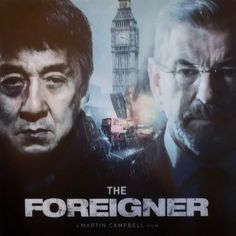 M.A.A.C.   –  JACKIE CHAN Signed On To Star In THE FOREIGNER. UPDATE: First Poster
