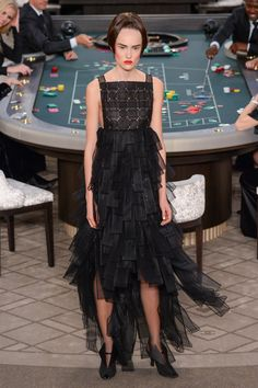 Pin for Later: The 37 Runway Moments You Need to See From Couture Fashion Week Chanel