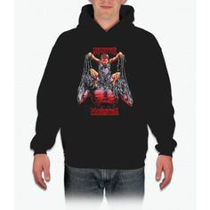 Master And The Monster Stranger Things Hoodie