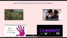 Proxección Curtas do IES María Soliño para o Día Internacional contra a VIolencia do Xénero Youtube, International Day, International Day Of, Movies, Youtubers, Youtube Movies