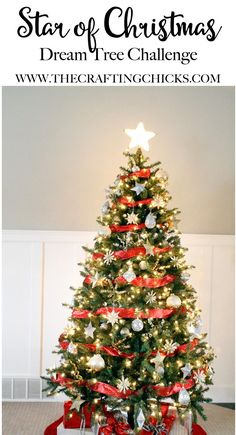 Star of Christmas Dream Tree Reveal from MichaelsMakers The Crafting Chicks
