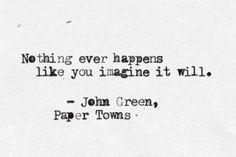 John Green Quotes, John Green Books, True Quotes, Words Quotes, Poetry Quotes, Qoutes, Random Quotes, Movie Quotes, Quotes Quotes