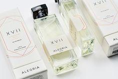 Alegria is a Joyful Fragrance With Beautiful Packaging — The Dieline - Branding & Packaging Design