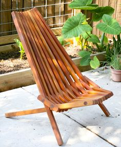 I want to make one of these. They look so cool and are really comfy.