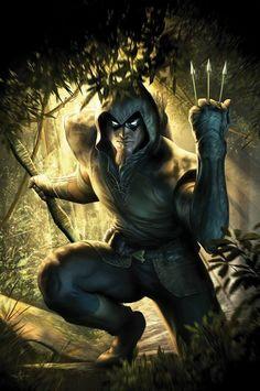 Good stuff from DC Comics...Green Arrow.....