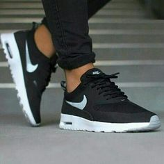 Can never go wrong with a pair of black/white