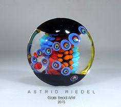 Astrid Riedel Glass Artist: June 2015