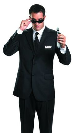 men in black 3 costume from 15 halloween costumes from classic movies - Classic Mens Halloween Costumes
