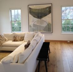 Ky Anderson installed in a client's home