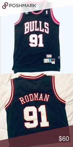Chicago Bulls Dennis Rodman Adidas NBA Jersey Chicago Bulls Dennis Rodman  Adidas NBA Jersey Brand  59bbb62e8