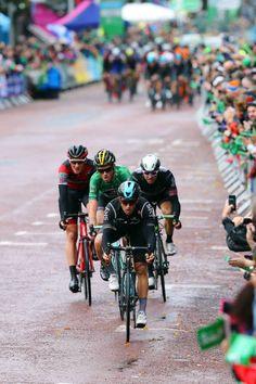 14th Tour of Britain 2017 / Stage 8 Michal KWIATKOWSKI / Lars BOOM / Stefan KUNG / Edvald BOASSON HAGEN / Worcester Cardiff / OVO Energie / TOB /