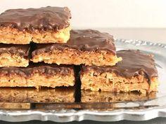 Glutenfria havrerutor med choklad | Glutenfria godsaker | Bloglovin'