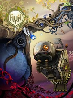 Ankama dévoile un jeu prenant place dans un tout nouvel univers. FLY'N sera jouable pour la première fois lors de l'Ankama Fan Fest de Lyon.