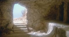 He is not here, but is risen!  -Luke 24:6
