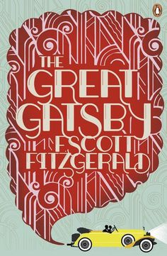 A rundown of the best vintage-style book covers available to buy The Great Gatsby book by F Scott Fitzgerald. Book Cover Art, Book Cover Design, Book Art, Lp Cover, F Scott Fitzgerald, Lettering, Typography Prints, Hotel Belles Rives, Book Covers