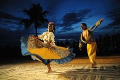 Carimbó is a Brazilian dance. The dance was a common dance in the northern part of Brazil, from the time that Brazil was still a Portuguese colony, originally from the Brazilian region of Pará,