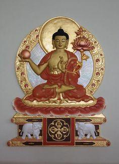 35 Confession Buddhas - 30