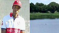 فیلم غرق شدن دردناک یک جوان سیاهپوست در مقابل چند نوجوان لااُبالی در آمریکا