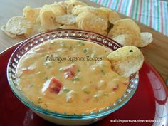 Homemade queso dip is delicious and fun to make for your family!