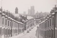 When the slums of Nottingham were demolished for new council housing | Nottingham Post