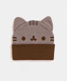 Pusheen cozy knit hat – Hey Chickadee