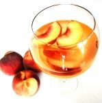 Peach Sangria (& links to various other Italian drinks)