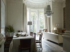 Rose Uniacke's newly refurbished house in London...