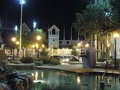 Disney's Beach & Yacht Club pool..the famous Stormalong Bay!