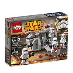 LEGO Star Wars Imperial Troop Transport #Lego