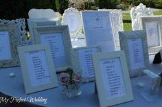 Frames tableau by My Perfect Wedding