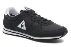 Coole Sneakers Bolivar van Le Coq Sportif (Zwart) Sneakers van het merk Le Coq Sportif voor Heren . Uitgevoerd in Zwart gemaakt van .