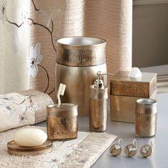 Croscill Magnolia Bath Collection Bathroom Collections