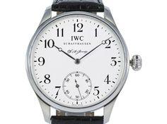 CPO Platinum IWC Portguese FA Jones Limited Edition Number /500, Ref. No. Iw544202