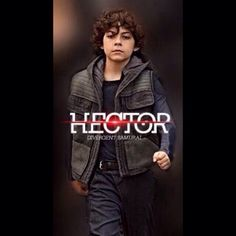 Hector looks so cute #insurgent