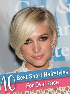 Looking for short hairstyles for oval face? Wondering how to find attractive short hairstyles for oval face? These are best 10 hairstyles for your oval face. Medium Short Hair, Medium Hair Cuts, Short Curly Hair, Medium Hair Styles, Curly Hair Styles, Short Asymmetrical Hairstyles, Short Hairstyles For Women, Oval Face Hairstyles, Cool Hairstyles