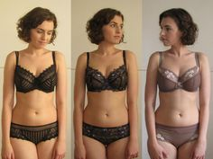Miss Underpinnings - terrific lingerie and bra blog for small band/large cup ladies.