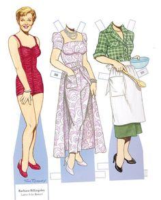 TV Moms - Barbara Billingsley as June Cleaver on Leave It to Beaver