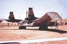 HEINKEL HE-155 V-3