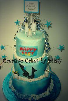 Happy Feet Cupcake Cakes Cupcakes Birthday Parties Lolo