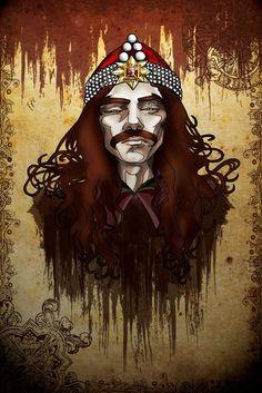 Illustration for my book: The Modern Edda