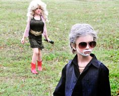 Kenny Rogers and Dolly Parton Halloween Costumes. We had a ...