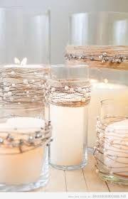 Resultado de imagen para centros de mesa sin flores ni velas